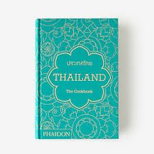 Thai cookbook from Phaidon. Wanting so bad.