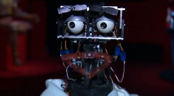Αυτό το ρομπότ κρίνει μόνο του τι είναι καλή Τέχνη και τι κακή!