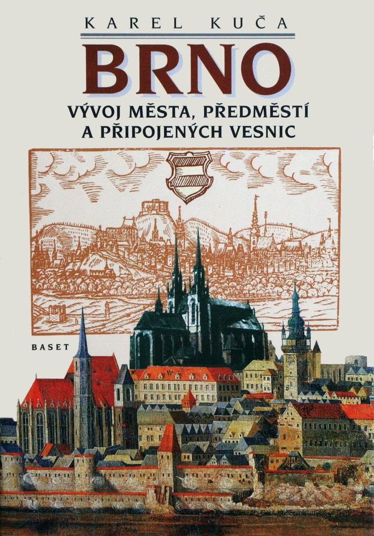 Knihy o Brně