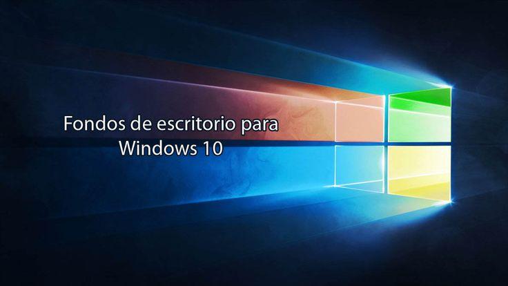 Los mejores #Fondos de escritorio / #Pantalla para Windows 10