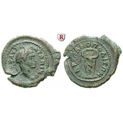 Römische Provinzialprägungen, Thrakien-Donaugebiet, Markianopolis, Elagabal, Bronze 218-222, f.ss: Thrakien-Donaugebiet,… #coins