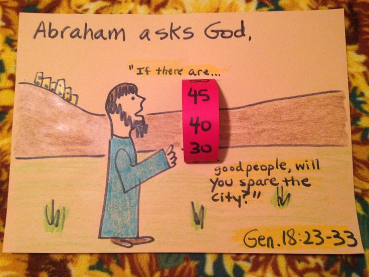 The Story of Our Hebrew Fathers: Abraham and Isaac ...
