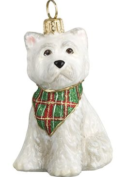 Westie Christmas Tree Decorations Billingsblessingbags Org