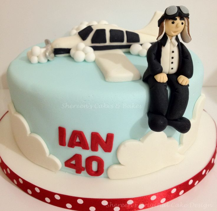 17 Best images about Pilot Cake on Pinterest 50th ...