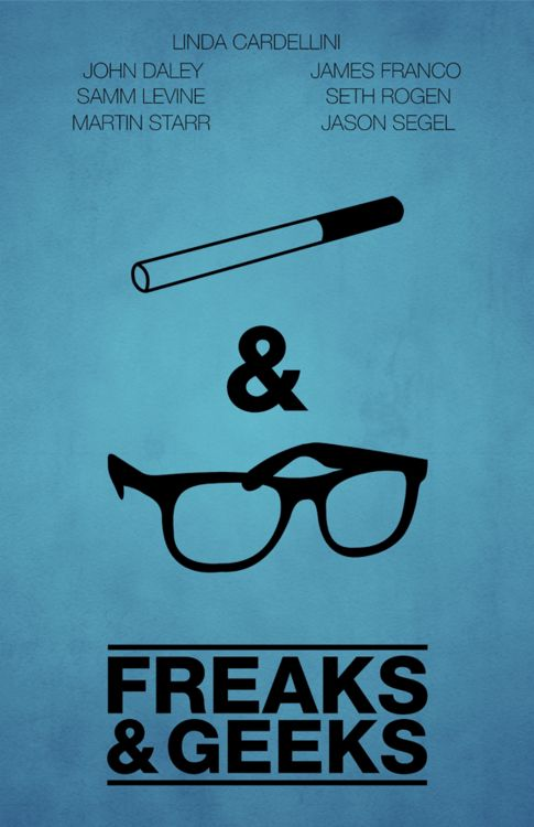 Freaks & Geeks~ <3 this show!!!