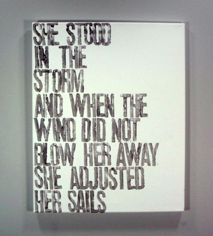 She Stood Canvas Painting by Canton Box Co. on Scoutmob Shoppe. An Elizabeth Edwards quote painted on a 100% cotton canvas for a distressed and industrial look.
