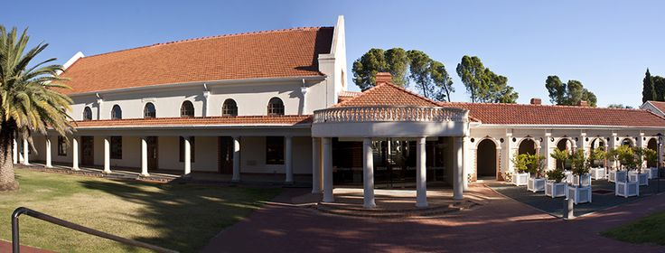 University of the Free State, Bloemfontein Campus, Centenary Complex (Photo: Justus Liebenberg)