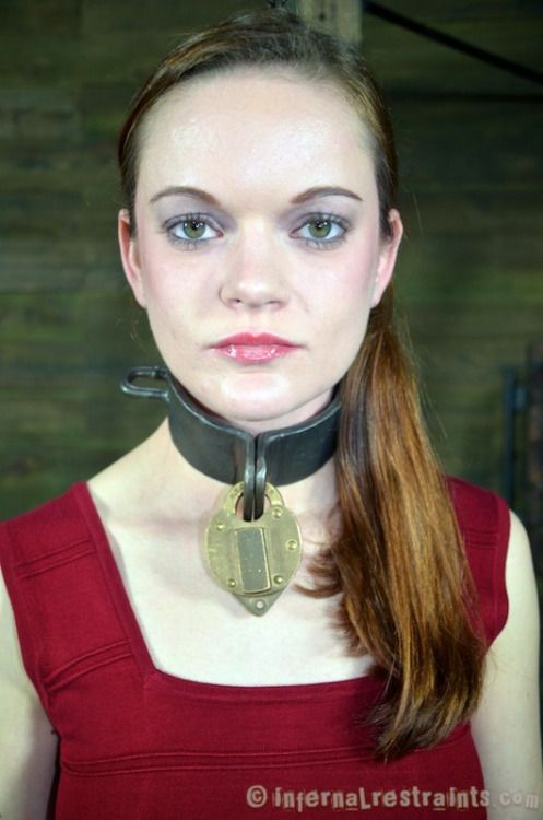 Dream bdsm submission collar tease Briana