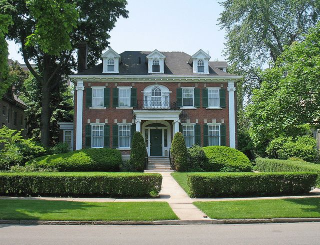 7 best images about indian village detroit mi on for Home builders michigan