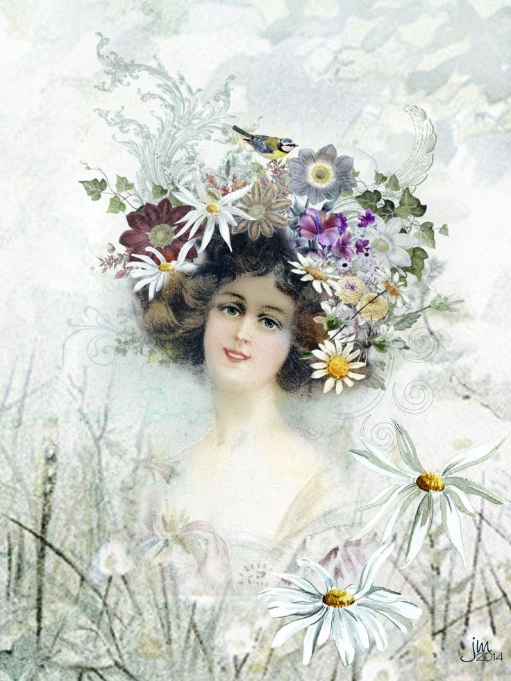 Edwardian Beauty ..Experimenting with blends