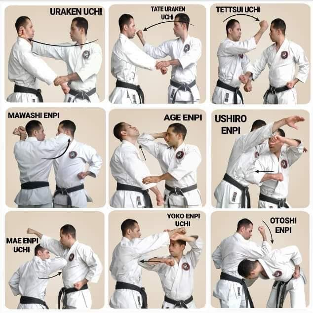 Ju Sports Kindertasche blau//schwarz Karate Judo Kickboxen Jiu-jitsu Boxen