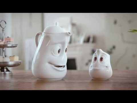 Die Tassen drehen einen Film - YouTube