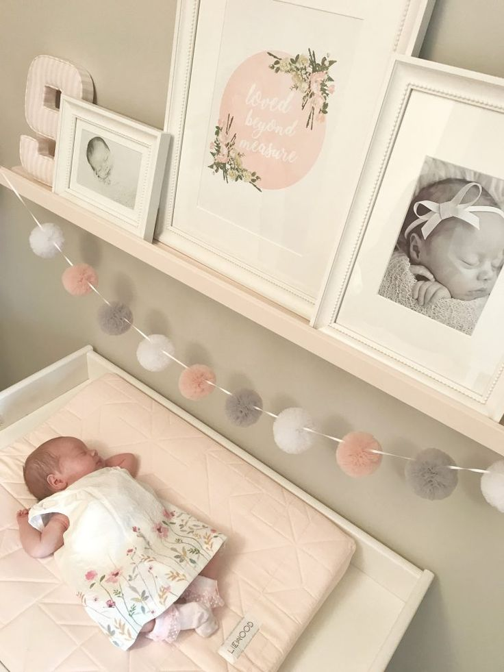 Baby Siennas Nursery Reveal