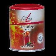 FitLine Activize Oxyplus ofrece exactamente las sustancias que necesita nuestro cuerpo para producir energía.Rico en vitamina C - ayuda a un metabolismo energético normal.Con vitamina B2 (riboflavina) y niacina - contribuye a la reducción del cansancio y la fatiga.La biotina, niacina y vitamina B2 (riboflavina) - contribuyen a una función normal del sistema nervioso.NTC ayuda a una óptima absorción de nutrientes.Doble patente.
