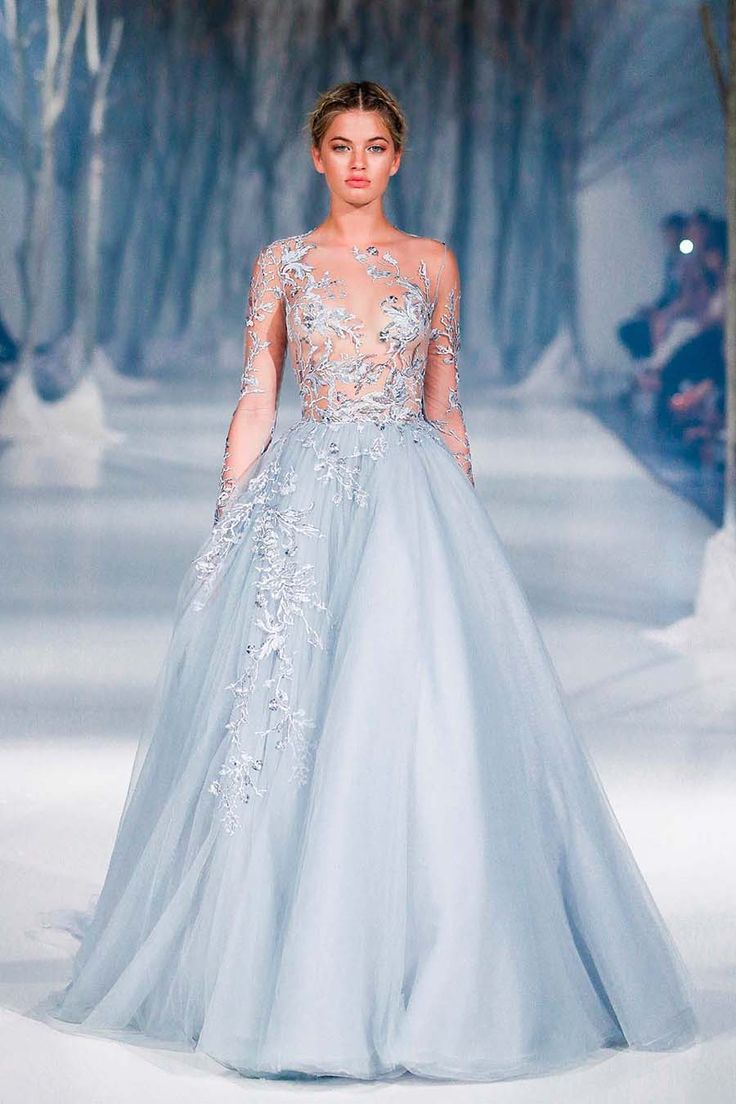 101 best Abiti da sposa colorati images on Pinterest | Wedding ...