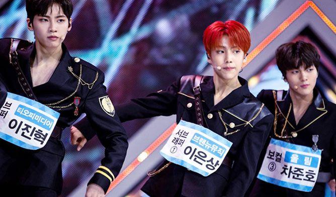 Produce X 101 Trainees Produce X 101 Produce Age Trainees Age Produce X Age Young Old Young Korean Age
