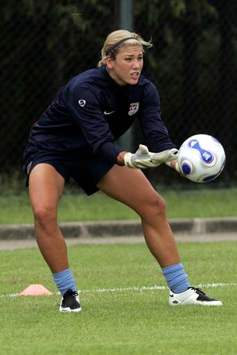 hope solo...Awesomeness at it's best