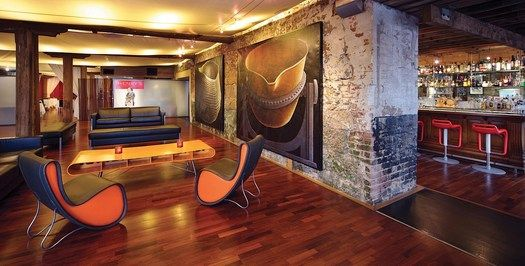 The Henry Jones Art Hotel: The first art Hotel in Australia