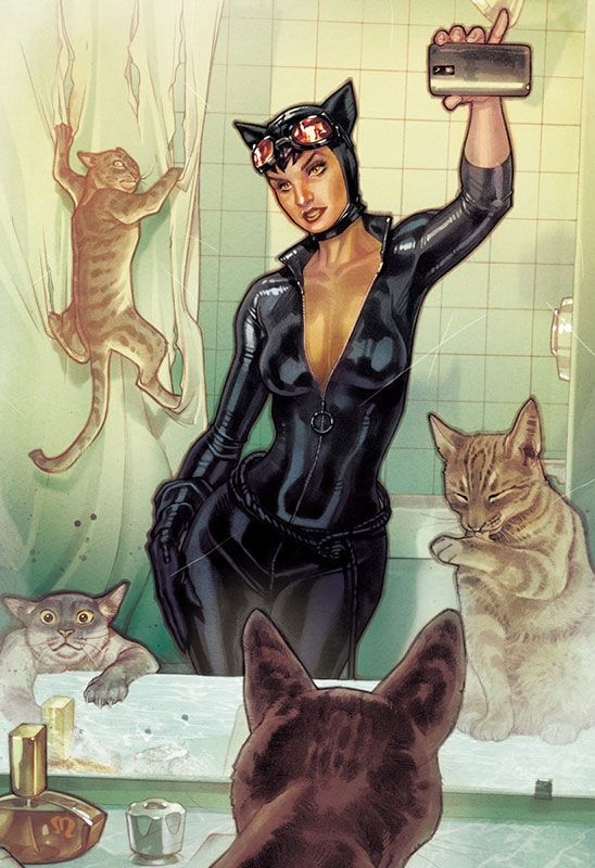 Mulher-Gato