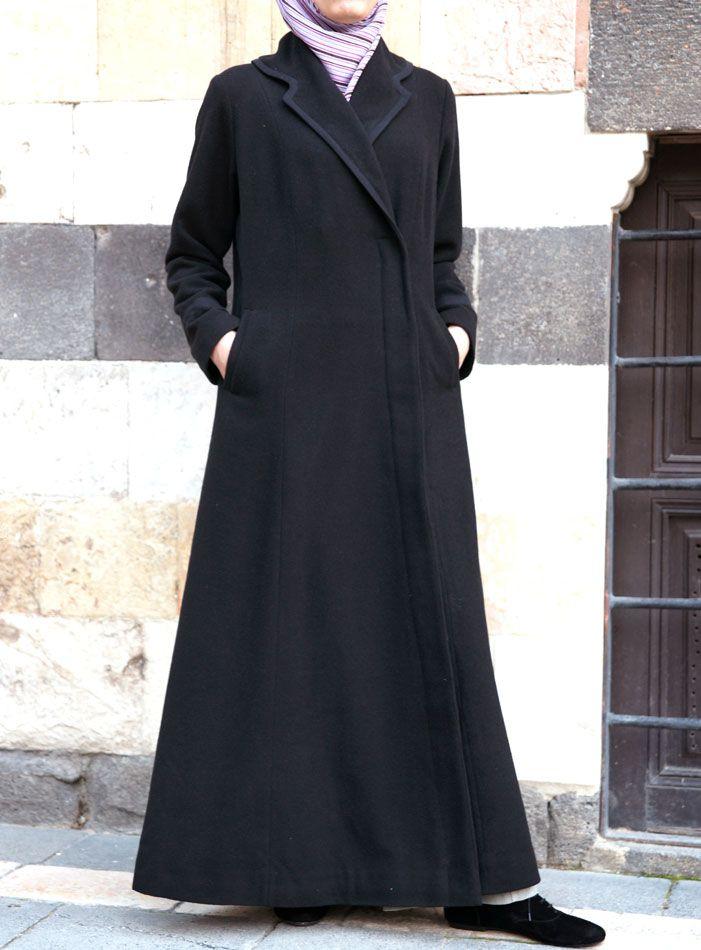 SHUKR USA | Wool Qaylah Coat