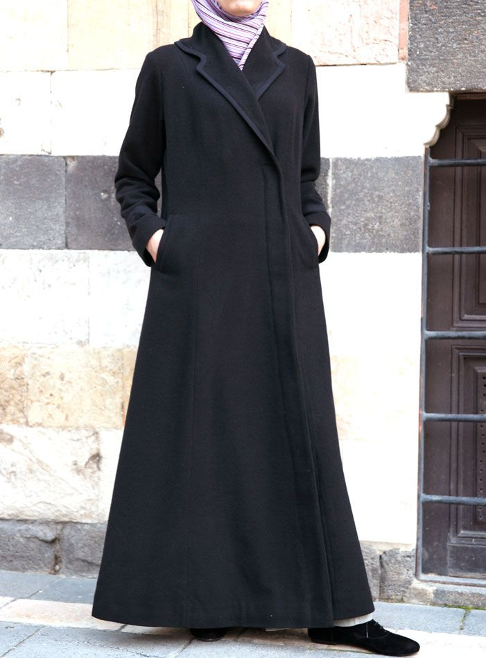 SHUKR USA | Wool Qaylah Coat