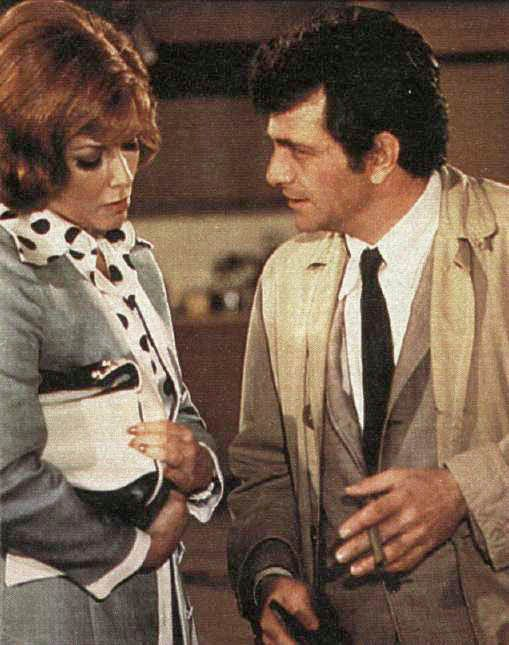 """Best tv detective in an episode of """"Columbo"""" <3"""