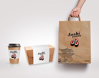 "Check out new work on my @Behance portfolio: ""Айдентика, дизайн упаковки ""Sushi yummi"""" http://be.net/gallery/59751507/ajdentika-dizajn-upakovki-Sushi-yummi"