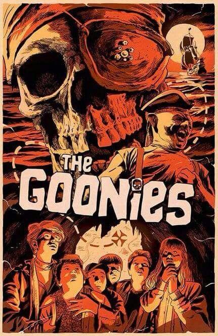 The Goonies by Francesco Francavilla