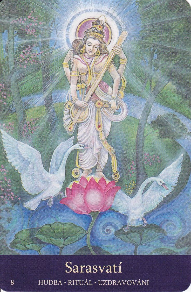 Goddess of Silence, Contemplation and Meditation