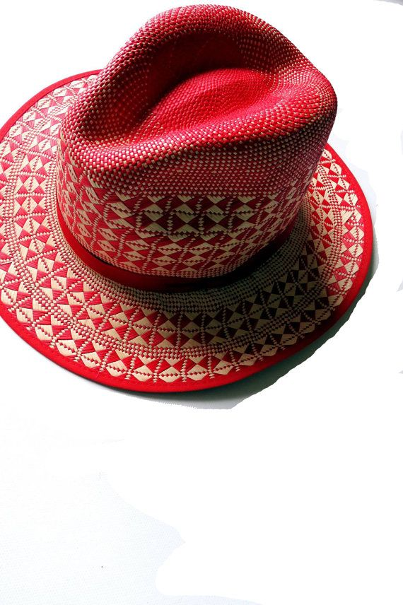 Iraca Palm Hats by HFCO on Etsy, £60.00
