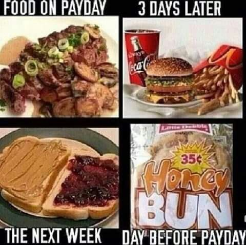 Payday humor funny