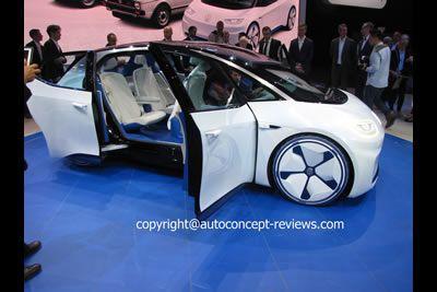 Volkswagen Concept ID eléctrico