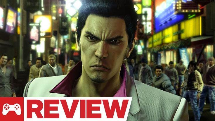 [Video] Yakuza Kiwami IGN Review #Playstation4 #PS4 #Sony #videogames #playstation #gamer #games #gaming