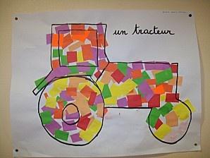 idem - tracteur...