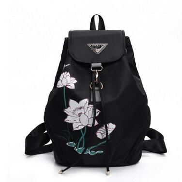 Latest Women Shoulder Messenger Bag Waterproof Backpack Shoulder Fashion Bag