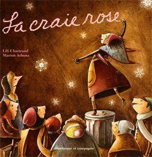 La craie rose CPRPS 31997000944405 Une magnifique histoire qui donne envie de croire en ses rêves... Des pages à lire et à relire pour la profondeur du message et la beauté des illustrations.