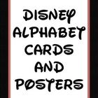 Disney alphabet posters featuring classic and new Disney characters!!!  If you have a request let me know.  I can create something new....