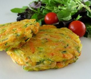 Vegetable Pancakes                                                                                                                                                                                 More