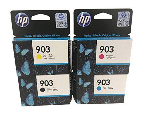 Original Cartouches d'imprimante pour HP officejet 6950, HP Officejet Pro 6960/6968/6978 avec Stylo à bille - Multipack (4) #Original #Cartouches #d'imprimante #pour #officejet #Officejet #avec #Stylo #bille #Multipack
