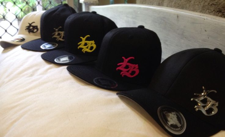 Lucky bling hat collection