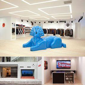 Supreme stores