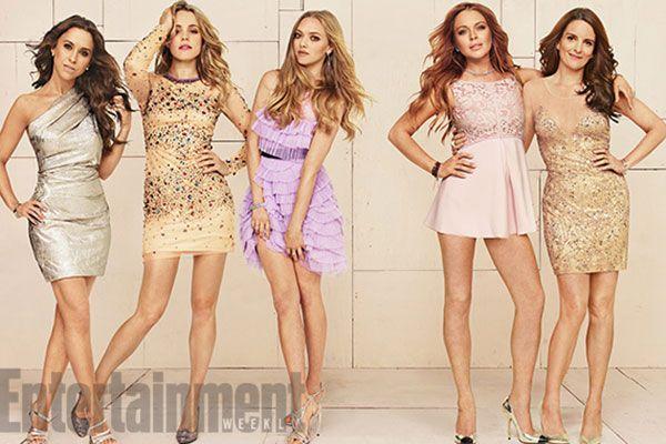 Mean Girls Reunion! Bringin' back all the feels.
