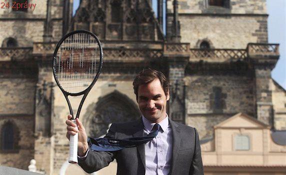 Laver Cup má dvě další hvězdy. Federer a spol. též představili trofej