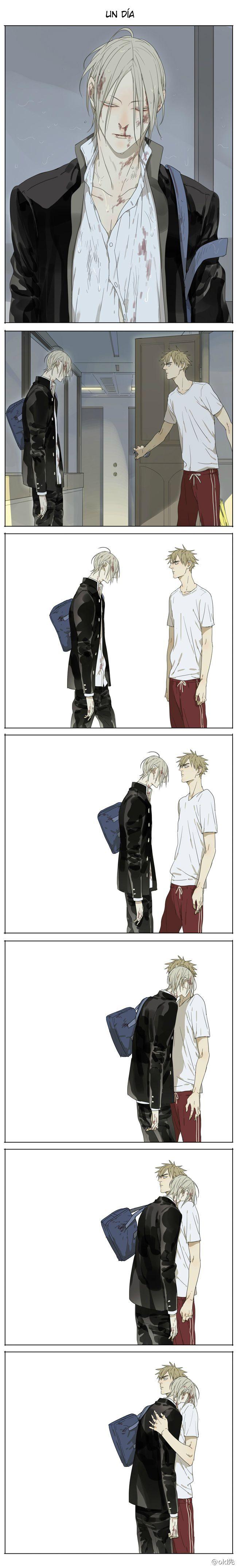 Manga 19 Days Capítulo 3 Página 4
