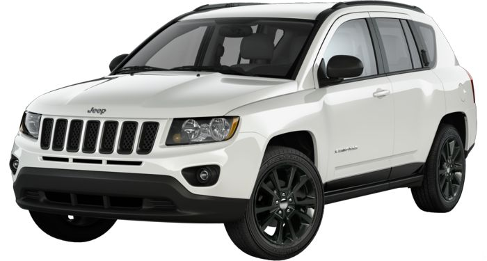 Jeep Compass - Altitude Package