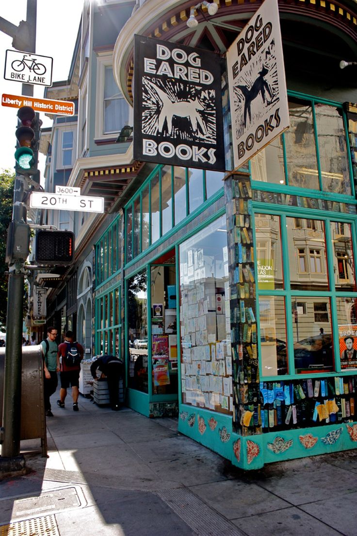 124 best san francisco bucketlist images on pinterest francisco d browsing san franciscos best bookstores sf weekly fandeluxe Image collections