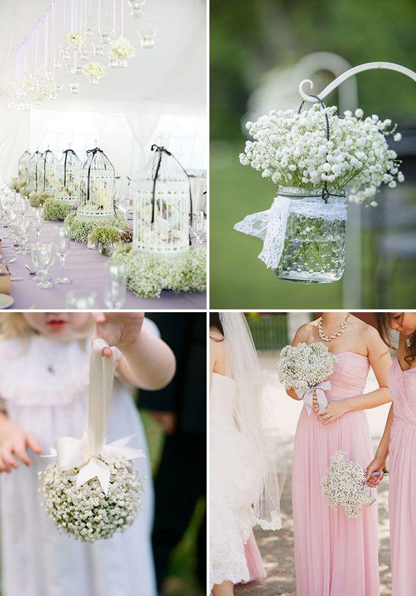 Oggi sul blog vi parlo di un nuovo trend nei #matrimoni: la #Gypsophila ! Ecco alcune idee per utilizzare questo splendido fiore. www.lovestoryteller.it