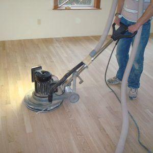 Wood Floor Buffer Machine