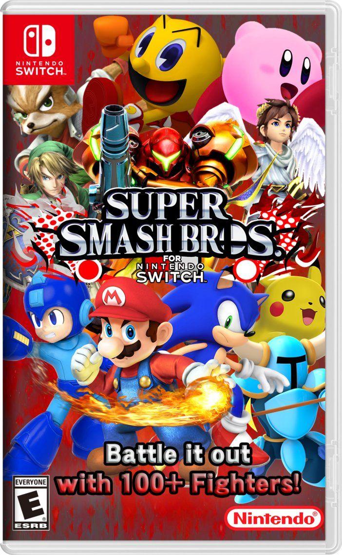 Super Smash Bros Switch Super smash bros switch, Smash