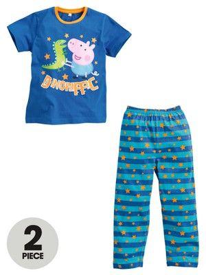 Peppa Pig George Pig Dinoriffic Pyjamas, http://www.littlewoodsireland.ie/peppa-pig-george-pig-dinoriffic-pyjamas/1332792686.prd